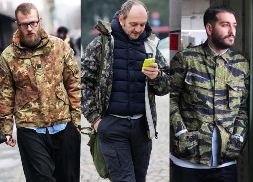 look-militar-masculino